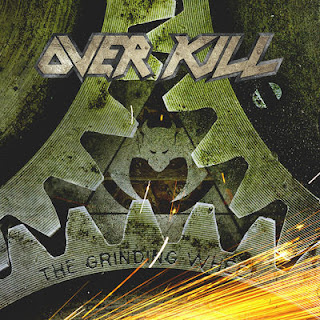 Overkill - The Grinding Wheel (2017) - Album Download, Itunes Cover, Official Cover, Album CD Cover Art, Tracklist