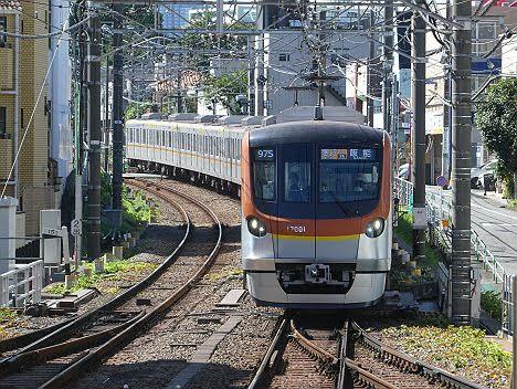 【E4系MAX引退記念】東京メトロ17000系の急行 飯能行き