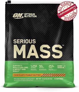 أفضل مسحوق بروتين لزيادة الوزن