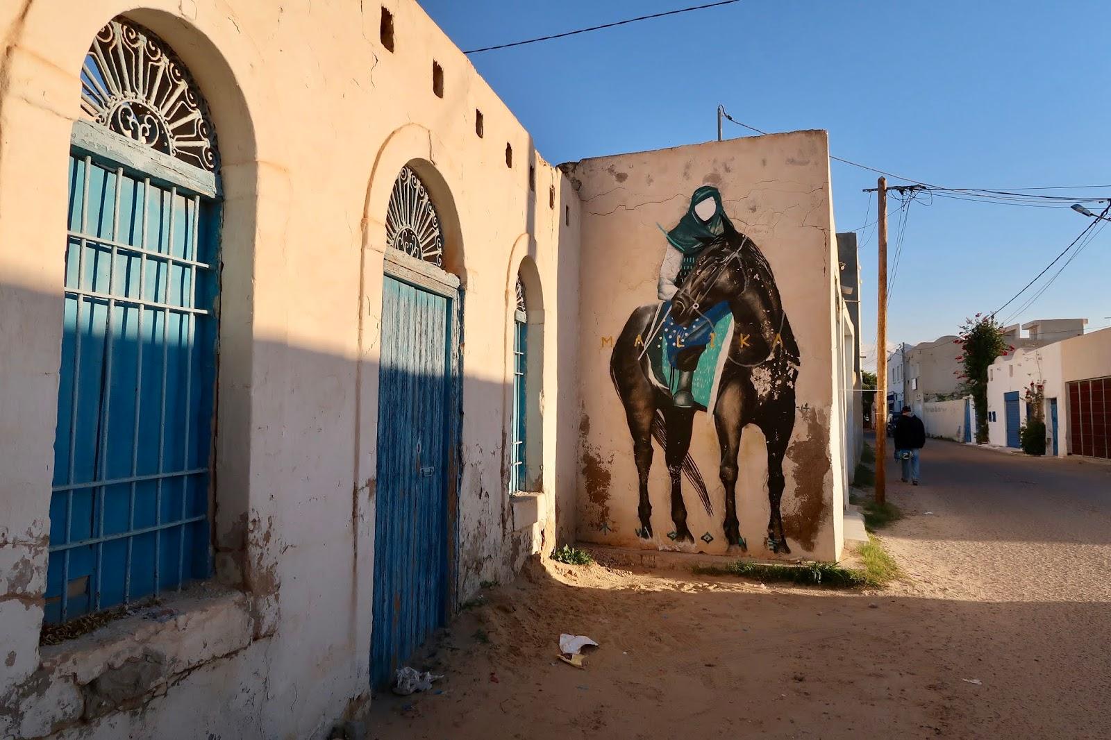 Djerbahood à Erriadh 2019