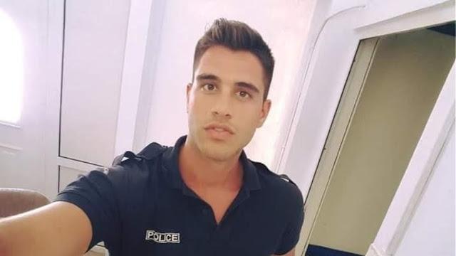 Αστυνομικός στην προσπάθειά του να συλλάβει διαρρήκτη έπεσε από 10μ. ύψος