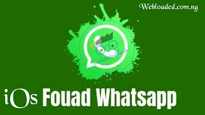 Fouad iOS WhatsApp Apk v8.27 Official (Latest Version)