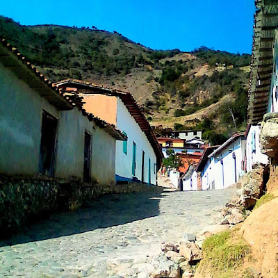 Ruta Pueblos Los Nevados Mérida  Venezuela.