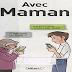 تحميل كتاب غريب ورائع يعلمك اللغة الفرنسية والحديث بها على طريقة الشات أو الدردشة Français avec maman