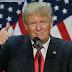 """Solo nos arrodillamos ante Dios Todopoderoso"", dice Trump en discurso."