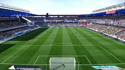 PES 2021 Stadium Generali Arena