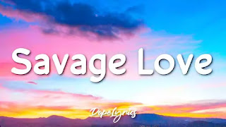 SAVAGE LOVE LYRICS & MEANING   Jason Derulo