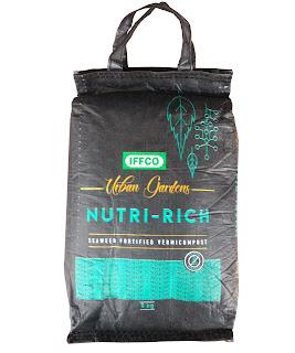Nutri - Rich Seaweed Fortified Vermicompost