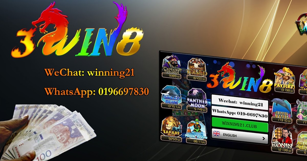 Winning21 Online Casino Slot Games Provider Malaysia Free Extra Welcome Bonus To Play 3win8 Slot Game Download 3win8 Ios Download 3win8 Free Sign Up Bonus 3win8 Casino Free Play