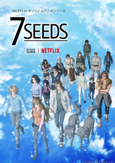 7SEEDS Season 2 Akhirnya Diumumkan, Sedang dalam Tahap Produksi!