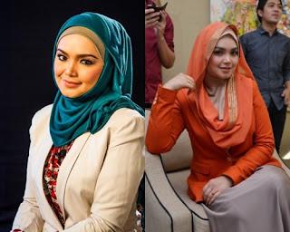12 Gaya Hijab Siti Nurhaliza Jadi Inspirasi Wanita Muslimah Dunia