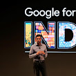 Announcements made by Google CEO Sundar Pichai in India
