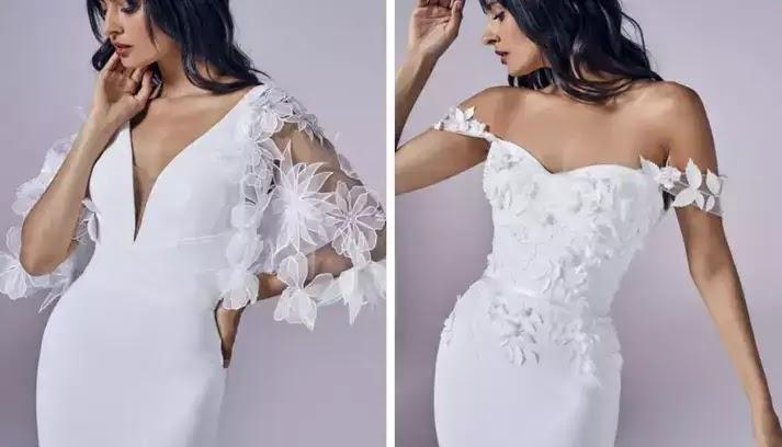 Suzanne Neville : Robes de Mariée Modern Love Collection 2021