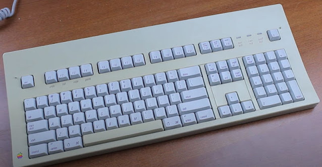 apple extended keyboard