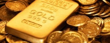 الذهب النقدي