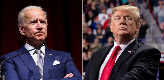 Joe Biden: Donald Trump Tak Akan Hentikan Jalan Kami Ke Gedung Putih
