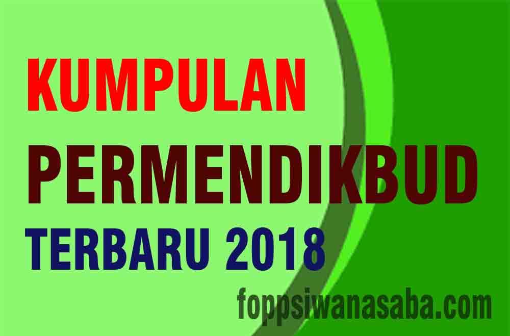 Download Kumpulan Permendikbud