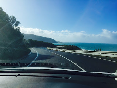 Driving on Great Ocean Road | 2016-07-14 の日々雑感