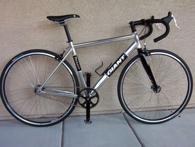 bicicleta giant sem marchas
