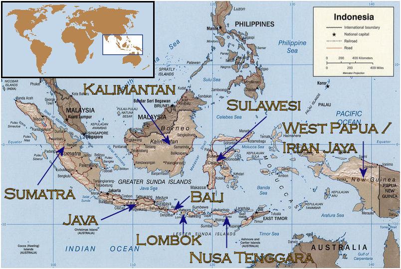 The Eadies: Papua, Indonesia (Part I)