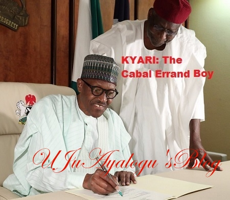 Another LEAKED Phone Conversation EXPOSED Cabal Advised Buhari To Resign, Proposed Abba Kyari For Vice-President