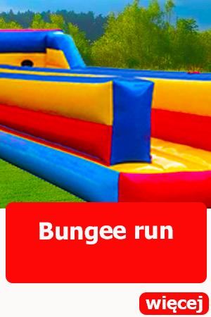 Bungee run, dmuchańce wrocław, atrakcje dla dzieci, atrakcje dla dorosłych