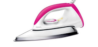 Setrika Philips Ceramic / Dry Iron HD 1173