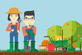 Muskizko Udalak nekazaritza ekologikoarekin lotutako talde monitorizatua  abiaraziko du