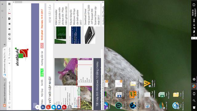Sửa lỗi quay ngang màn hình máy tính Windows 10, Windows 7, Windows 8