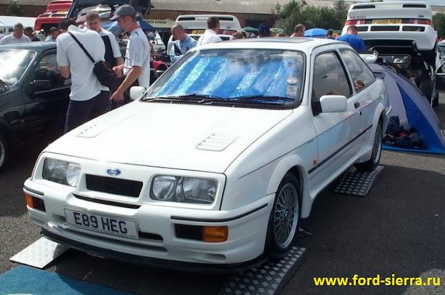 Форд сиерра косворт рс500 Ford RS Cosworth (RS500)
