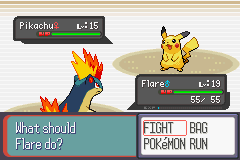 pokemon ruby destiny reign of legends remake screenshot 3
