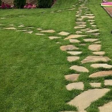 شركة تنسيق حوش المنزل تنسيق أحواش الفلل تركيب عشب للحوش