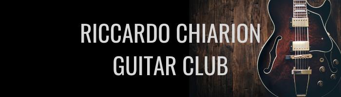 Riccardo Chiarion Guitar Club