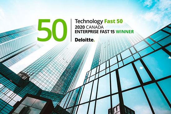 Deloitte - Enterprise Fast 15