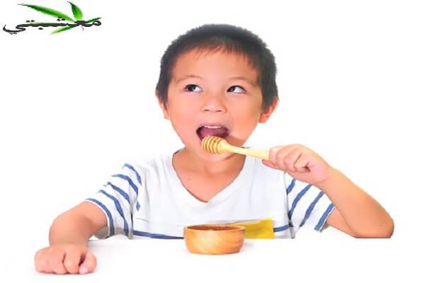 فوائد العسل للأطفال والرضع