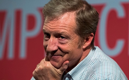 Group Says Steyer's Town Halls Fail His Own Standards for Transparency--'Need to Impeach' meetings by California billionaire now selectively ban recording