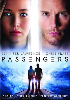 Passengers DVDR Latino-Eng 2016