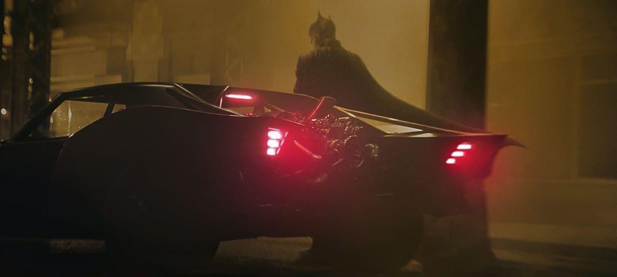 Robert Pattinson fala sobre hesitação em fazer o Batman