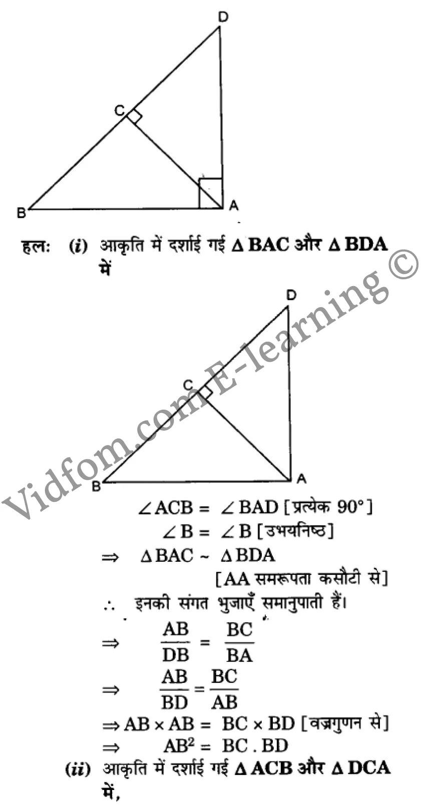 class 10 maths chapter 6 hindi medium 41