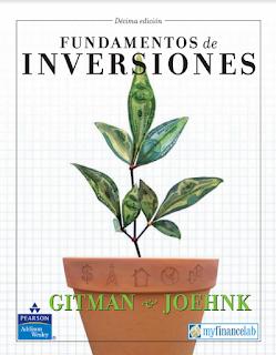 Descargar ebook inversiones gratis Fundamentos de Inversiones por Gitman y Joehnk