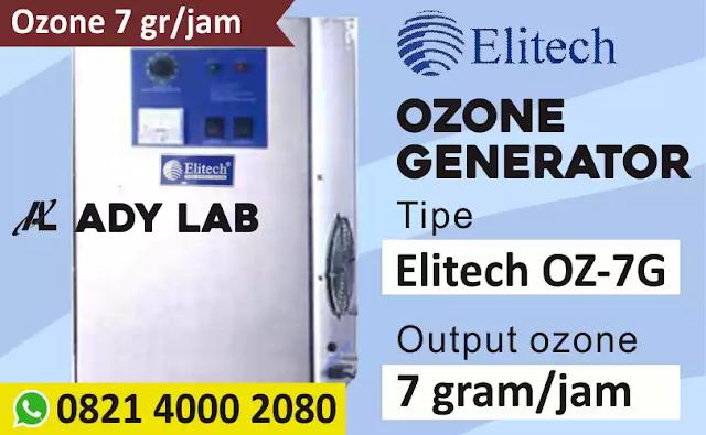 Ady Water Jual Ozone Generator 7 gram per jam untuk Kolam Renang