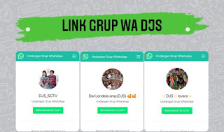 Link Grup Wa DJS