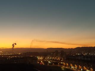 Otro día de veneno sobre Gijón