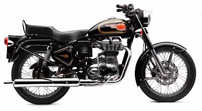 Royal Enfield Bullet 500 Cruiser Motorcycle