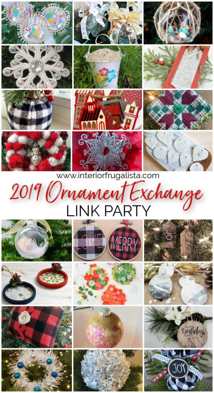 4th Annual Ornament Exchange Link Party 2019
