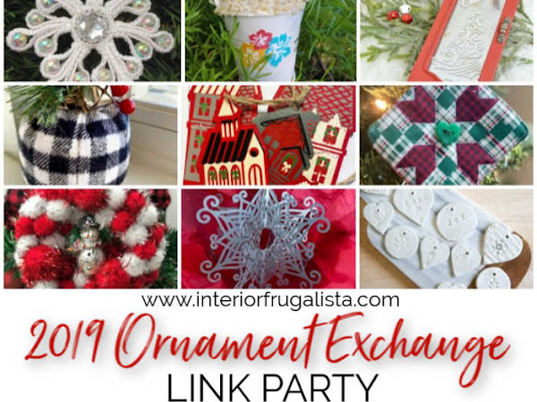 Fourth Annual Ornament Exchange Link Party 2019