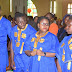 Photos from Service of Songs held in the memory of Late Minister James Ocholi, his Wife & Son