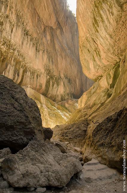 Comarca del Matarraña senderismo Teruel Aragon ruta parrizal escapada viaje