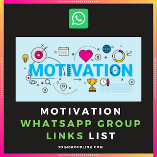motivation whatsapp group links