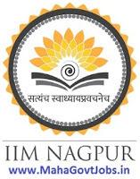 maharashtra government jobs, IIM Nagpur recruitment 2021, Indian Institute of Management nagpur recruitment, senior executive jobs, assistant officer jobs